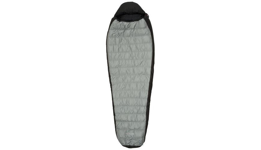Yeti Fusion 500 - Sacos de dormir - L Zip L gris/negro